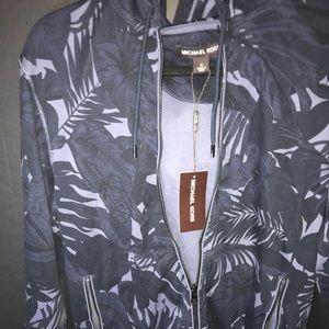 Brand new Men's Michael Kors hoodie size M